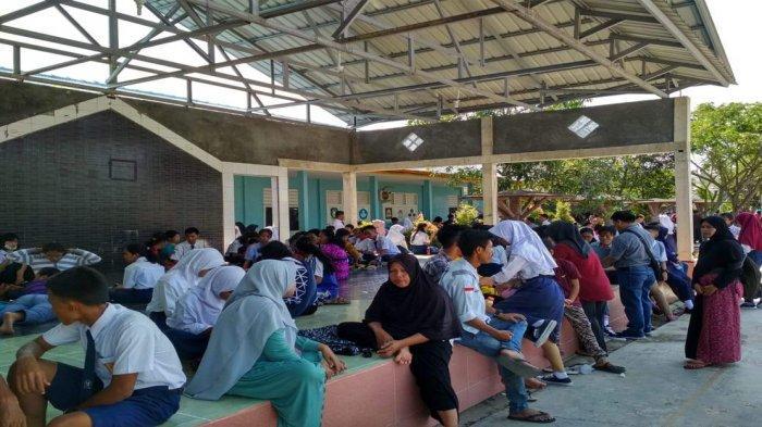 SMAN 5 Kota Batam Jadi Rebutan, Siswa Luar Sagulung pun Ikut Daftar