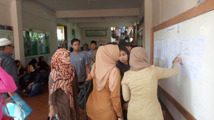 Anaknya Tak Masuk Zonasi, Orangtua Datangi Disdik Tanjungpinang, Begini Jawaban Ellysia Purnama