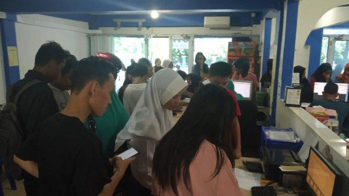 Cerita Penjaga Warnet di Tanjungpinang Kelabakan Layani Siswa Pendaftar PPDB Online