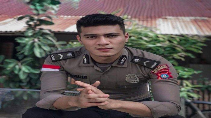Kisah Bripda Josua Sibarani, Anak Petani Berhasil Jadi Polisi, Sempat 2 Kali Gagal Tes