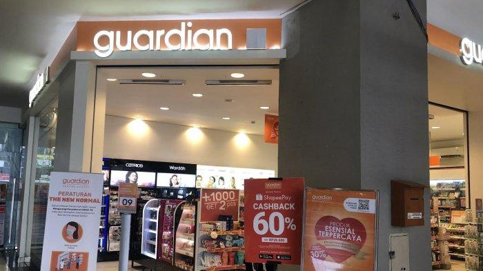 Guardian Batam Beri Diskon 50 Persen Untuk Pembelian Lipstik