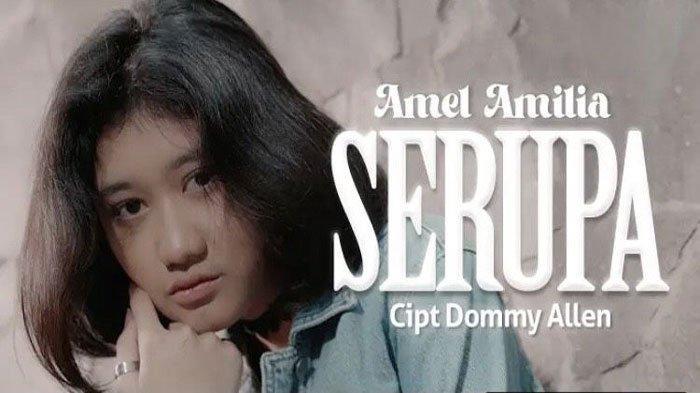Berwajah Mirip Nike Ardila, Amel Amilia Rilis Single Serupa, Memang Aku Tak Sama Tapi Mirip Denganya