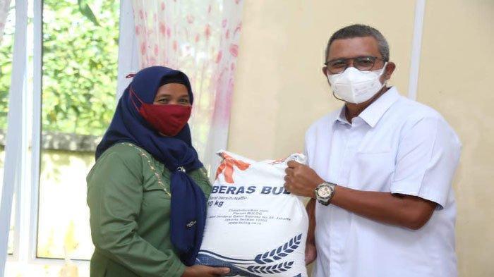 Warga Pertanyakan Kriteria Bantuan Beras PPKM di Bintan