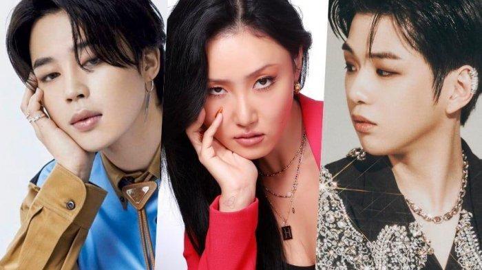 Jimin BTS Teratas, Ini Daftar Peringkat Reputasi Merek K Pop Idol Individu Bulan September