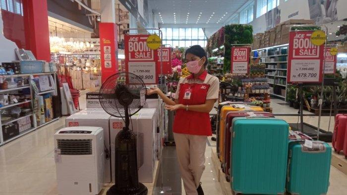 ACE Hardware Mall Botania Batam Gelar Promo Boomsale, Diskon hingga 70 Persen