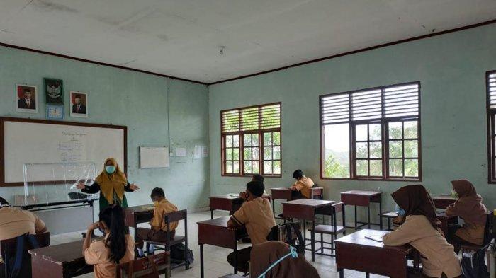 SIAP-SIAP! Siswa SMP di Batam Bakal Segera Belajar Tatap Muka di Sekolah
