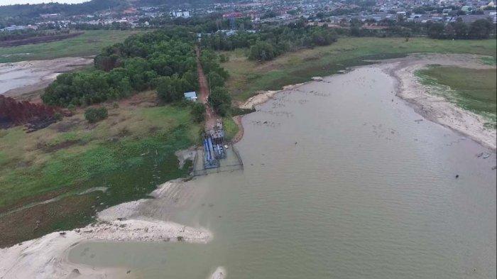 Batam Turun Hujan, Apa Pengaruhnya pada Level Air Duriangkang?