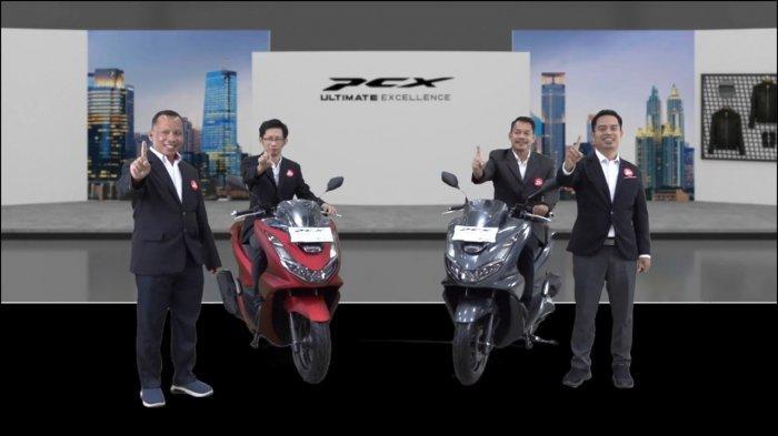 Harga All New Honda PCX, Resmi Mengaspal di Batam, Generasi Terbaru dengan Performa Tinggi