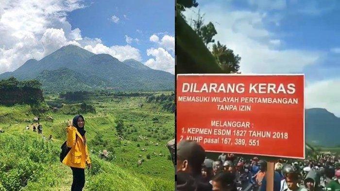 Setelah Viral, Wisata Ranu Manduro Mojokerto yang Mirip New Zealand Ditutup