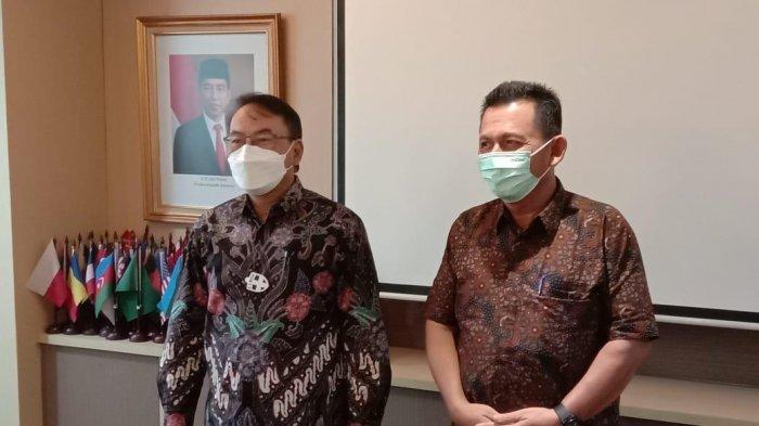 Gubernur Kepri Ansar Ahmad Ingin Masyarakat Bisa Menikmati Sembako Murah