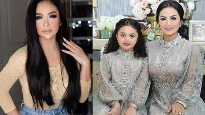 Amora Putri Krisdayanti Rilis Cover Lagu saat Ultah, Pujian Besan Ashanty Disorot