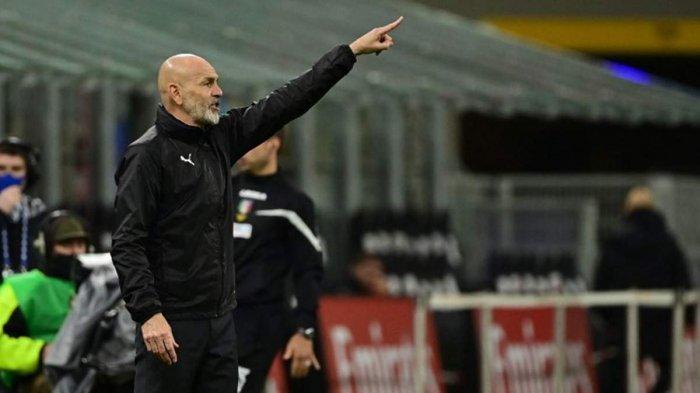 AC Milan Menang, Stefano Pioli: Kemenangan Ini Penting Agar Bagus Lawan Juventus