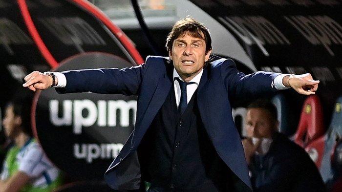 Inter Milan Menang dan Diambang Juara, Antonio Conte: Memuaskan, Pemain Inter Pantas Dapat Selamat