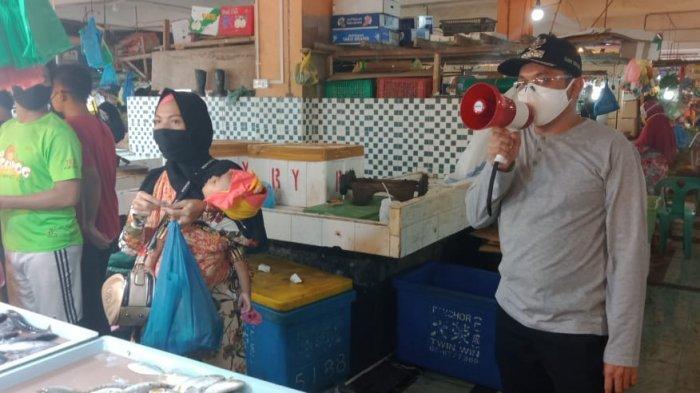 Warganya Masih Banyak Tak Pakai Masker saat di Luar Rumah, Camat Sagulung Batam Turun Tangan