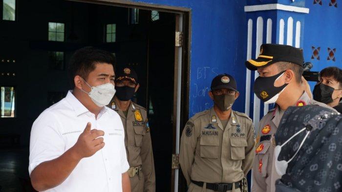 Kasus Covid-19 di Bintan Naik Terus, Wabup Tinjau Lokasi Karantina Cadangan