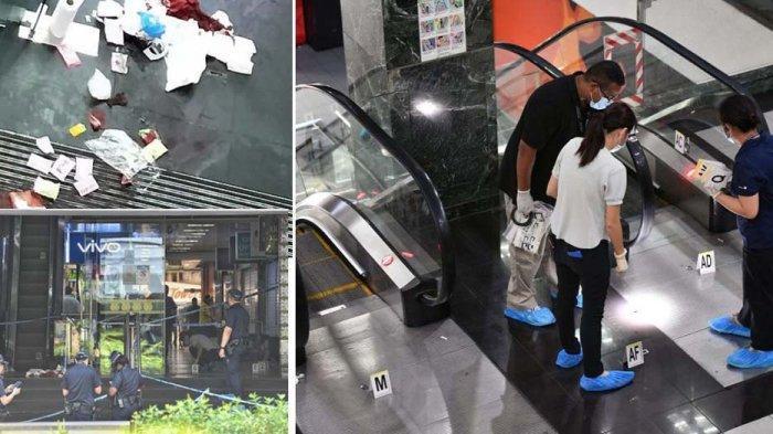 Perkelahian di Orchard Towers Singapura, Satu Orang Tewas, 8 Ditangkap