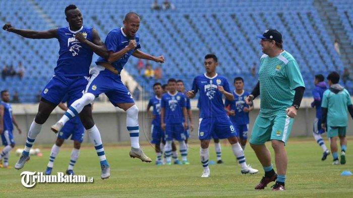 Bursa Transfer 2019, Penyegaran di Tubuh Persib Bandung, 3 Pemain Timnas Terancam Dilepas