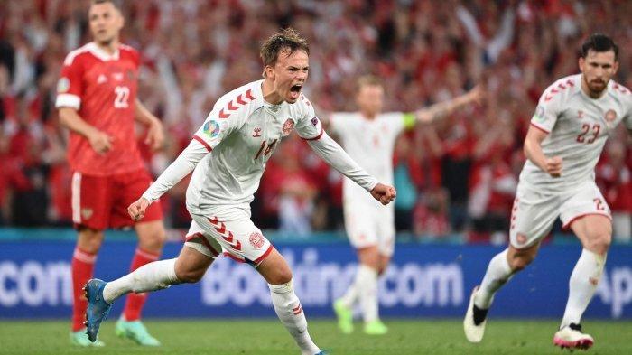 Prediksi Susunan Pemain Inggris vs Denmark Semifinal Euro 2020 Malam Ini, Adu Tajam Kane-Damsgaard