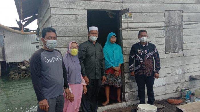 Badan amil zakat nasional (BAZNAS) Kepulauan Anambas kembali menyalurkan bantuan kepada mustahik dan fakir miskin.