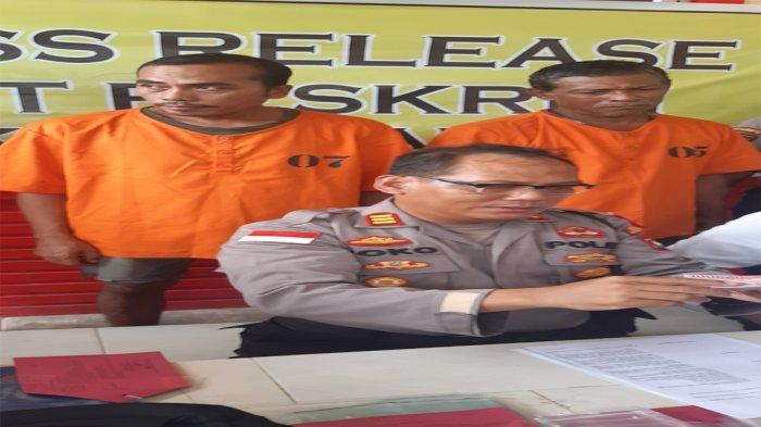 Pria Asal Aceh Cetak Uang Palsu Rp 6 Juta dan Sebarkan di Beberapa Lokasi Batam