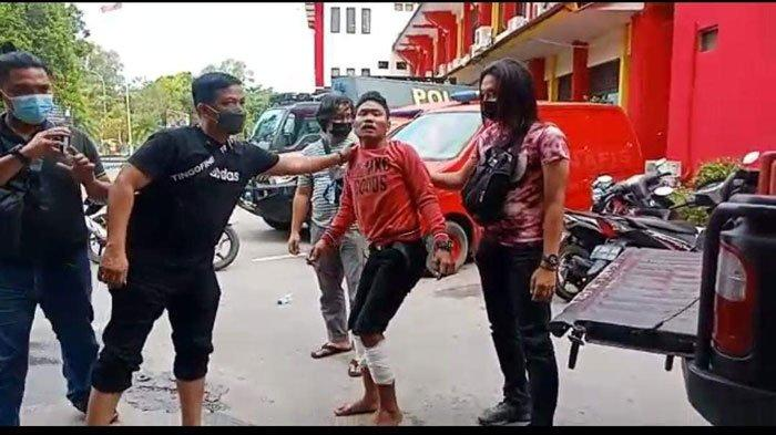 Aksi Kocak Pelaku Curas di Batam, Pura-pura Jadi Korban Begal hingga Lapor Polisi
