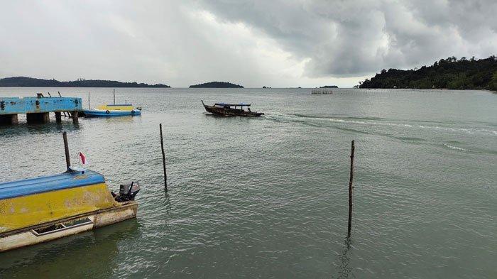 BPBD Lingga Minta Warga Waspada Potensi Banjir dan Pohon Tumbang Akibat Cuaca Ekstrem