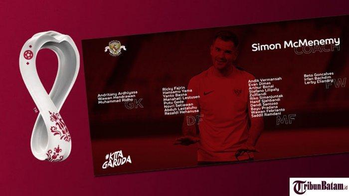 Timnas Senior Hadapi Dua Laga Away, Pelatih Simon McMenemy Bawa 11 Pemain Baru