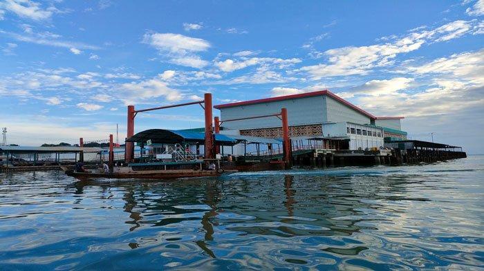 Akhir Pekan, Kapal ke Batam Ada 7 Trip dari Pelabuhan Sri Bintan Pura Tanjungpinang