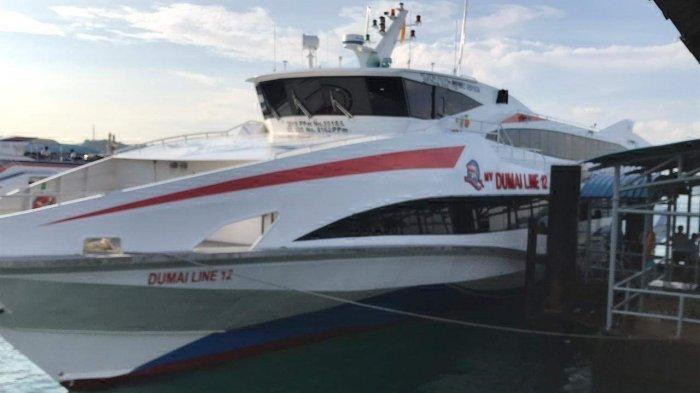JADWAL Kapal Ferry dariPelabuhanDomestik Sekupang Batam, Hari Ini Hanya 13 Kapal Saja