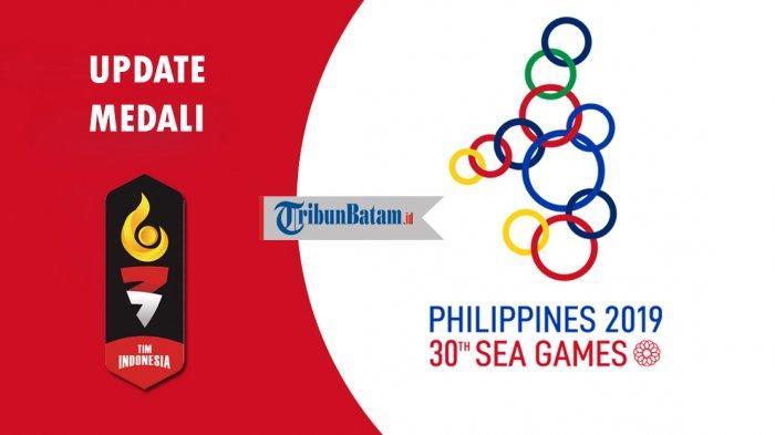 Klasemen Medali SEA Games 2019, Indonesia Raih 72 Emas, Malam Ini Penutupan SEA Games 2019