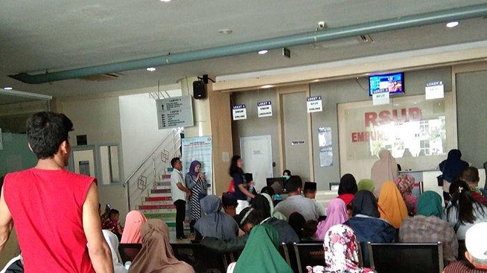 BREAKING NEWS - Obat Bius Kosong, Operasi di RSUD Embung Fatimah Tertunda Beberapa Jam