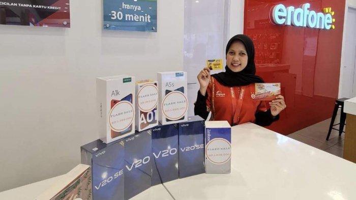 Erafone Grand Batam Mall Gelar Flash Sale, Jual Smartphone dengan Harga Mulai Rp 595 Ribu