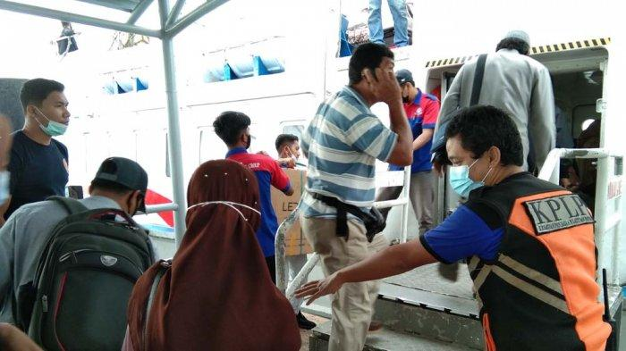 Kapal Nyaris Over Kapasitas, KSOP Pelabuhan Sekupang Peringatkan Agen