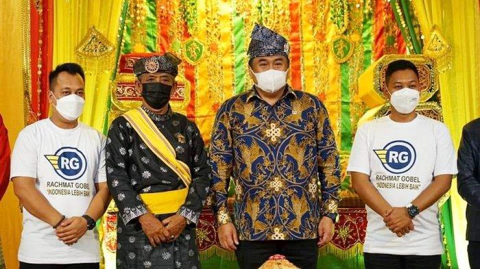 Rachmat Gobel Kagum Budaya Melayu di Lingga, Nizar-Neko Ajak Silaturahmi dengan Warga