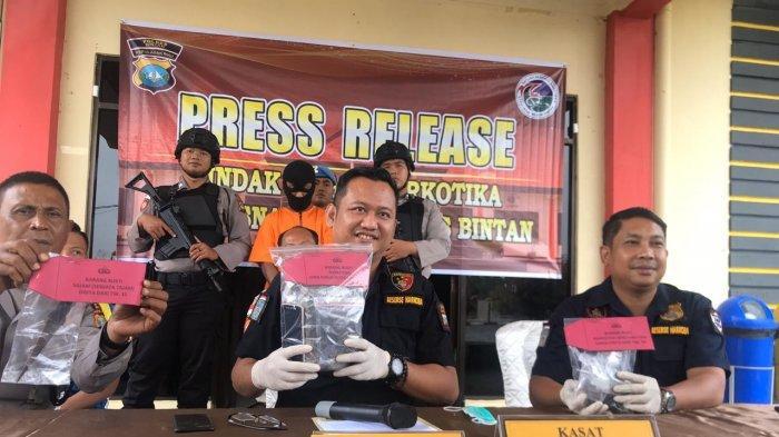 Polisi Tembak Mati Bandar Narkoba di Bintan, Melawan dan Lukai Polisi saat Ditangkap