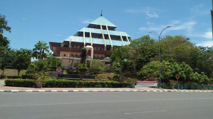 Jadwal Ceramah Tarawih Ramadhan 1442 H di Masjid Agung Batam