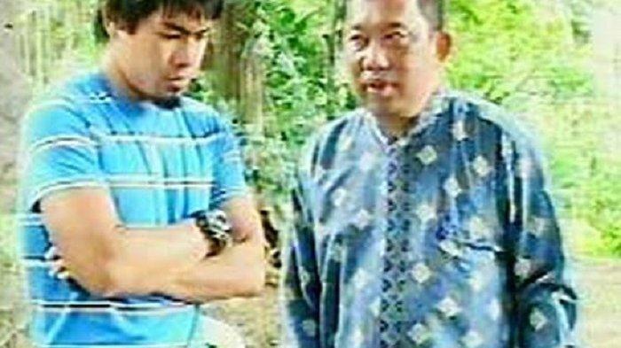 Sosok Johan Begin Bukit, Ayah Kandung Bams Samsons Bukan Orang Sembarangan, Ini Biodatanya