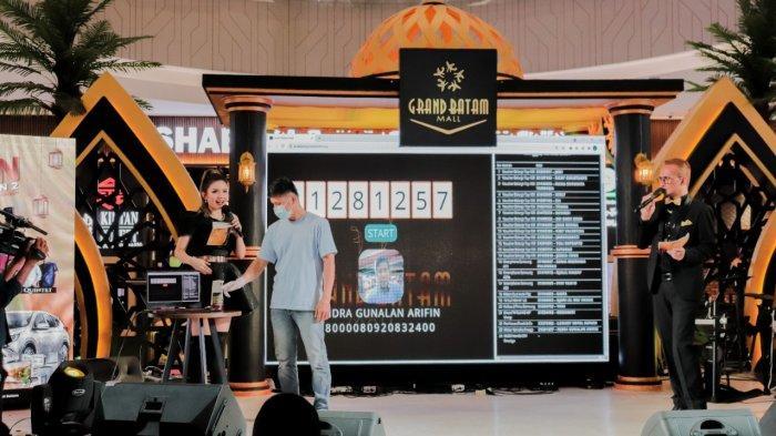 Grand Batam Mall Lanjutkan Undian Shop & Win Season 3, Pengunjung Bisa Pilih Hadiah, Begini Caranya
