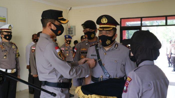 Wakapolres Bintan Berganti, Kini Dijabat Mantan Wakapolres Lingga Kompol M Tahang