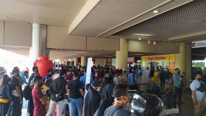 Tiga Hari Jumlah Penumpang Capai 5.026 Orang Lewat Bandara, Penerbangan Lokal Kini Mulai Normal