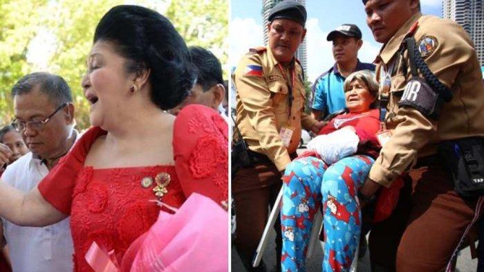 Rayakan Ulang Tahun ke-90 Imelda Marcos, 261 Orang Masuk Rumah Sakit. Benarkan Sengaja Diracun?
