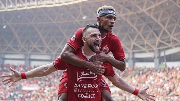 Striker Persija Jakarta, Marko Simic Sumbang Gol Terbanyak Sepanjang Liga 1