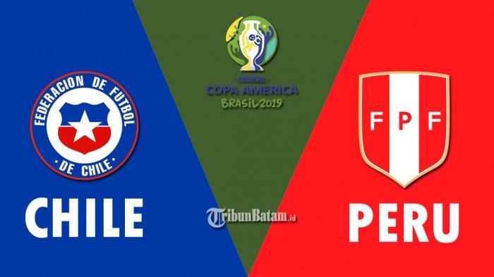 Prediksi SkorSemifinal Copa America 2019,Chile vs Peru,Peluang Alexis Sanchez Raih Top Skor