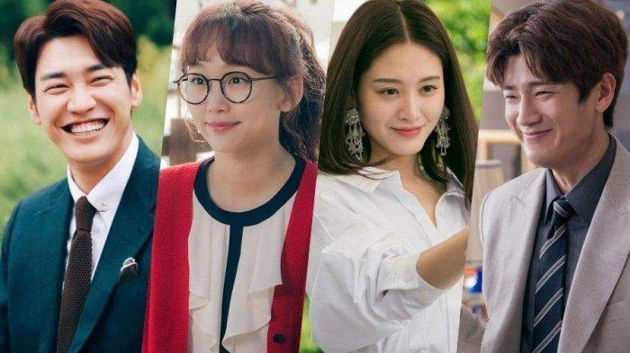 Sinopsis Drakor The Secret Life of My Secretary Episode 3-4: Kondisi Mata Do Min Ik Makin Parah