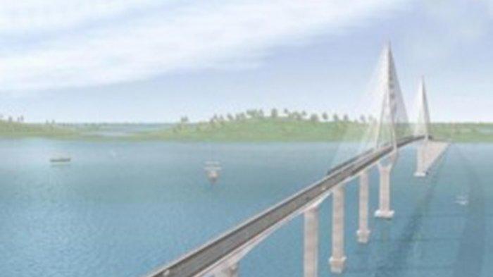 Ilustrasi Jembatan Batam Bintan
