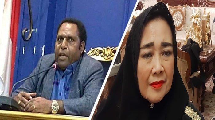 John Anggota DPR RI Asal Papua &  Rachmawati Meninggal Dunia Karena Covid di RS yang Sama