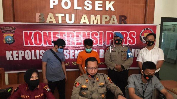 Patanduk Nekat Tikam Rekan Sendiri di Atas  Kapal Tugboat saat Bersandar di Batam