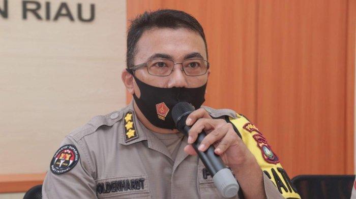 Amankan Aksi Unjuk Rasa di Kepri, Personel Polisi Jalani 2 Kali Rapid Test, Ini Kata Harry