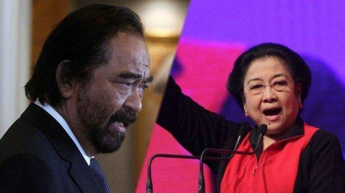 Perkara Salaman, Surya Paloh Sempat Kirim Intelijen Cari Tahu tentang Megawati