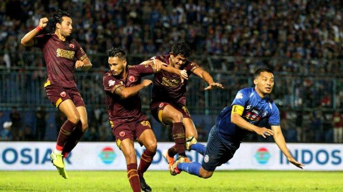 AREMA FC Masuk 5 Tim Terganas Liga 1 2019, Persib Bandung Pernah Kena Bantai, Siapa 4 Tim Lain?